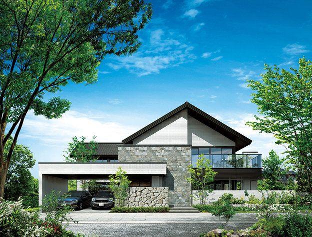 【ELLE DECOR】日本の美を現代に宿す 「邸宅」という贅沢|エル・オンライン
