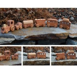Redwood Train | Reagans Toy Chest