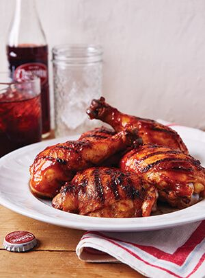 12 Recipes Every North Carolinian Should Know How To Make: Cheerwine BBQ Chicken