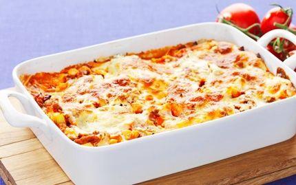 Hyvä Lasagne