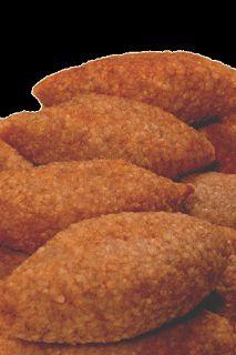 LEBANESE RECIPES: Kibbe ( Fried & Baked recipe )