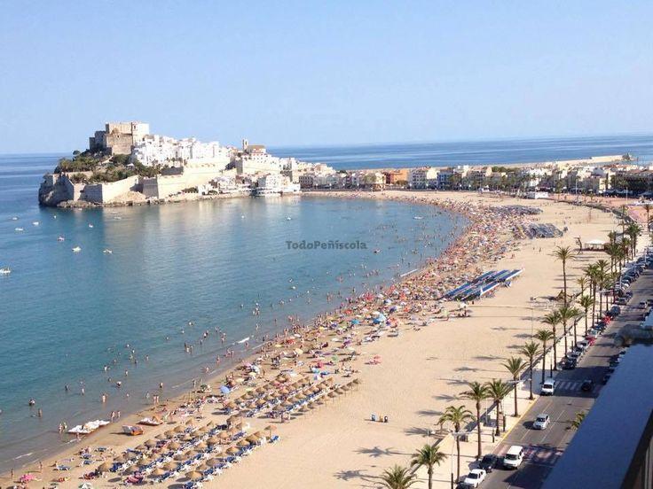 Se cierra al baño provisionalmente la Playa Norte de Peñíscola | Todo Peñíscola - Hotel en Peñiscola