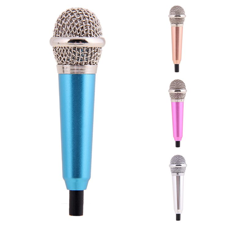 >> Click to Buy << Mini Microphone 3.5mm Pocket Size Multimedia Clip Mic Portable Microphone with mic stand for PC Laptop Desktop Studio Speech #Affiliate