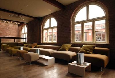 Union Undeb - bespoke furniture for private members club (attic 2)