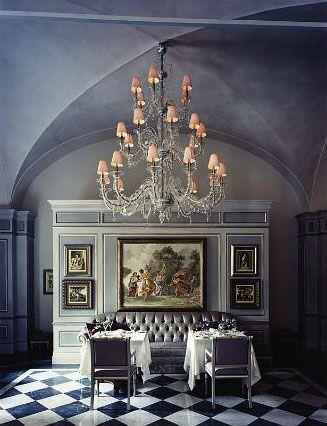 Four Seasons, Florence. Photo Simon Watson Florence Hotel Interior Designs