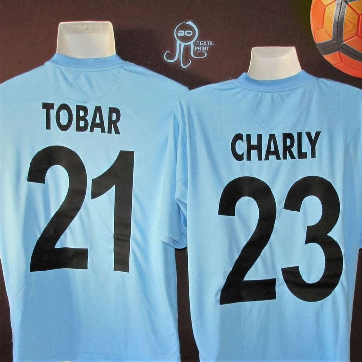 Camisetas de fútbol personalizadas.   http://www.botextilprint.es    #botextilprint #trabajospersonalizados #camisetas #serigrafía #vinilotextil #coruña #futbol #fútbol #training #gim #equipo