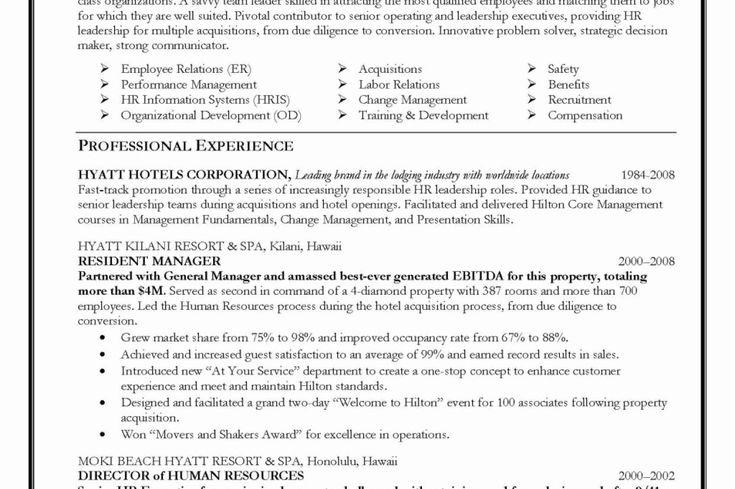 32 elegant hotel general manager resume in 2020 manager
