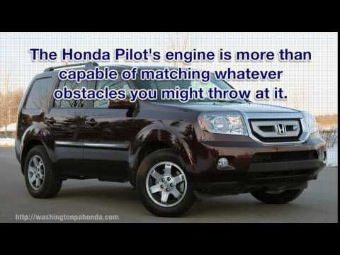 2007 honda pilot engine air filter replacement