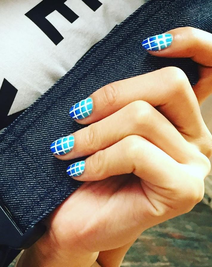 19 Fall 2016 Nail Trends - Nail Ideas for Fall 2016 - elle.com