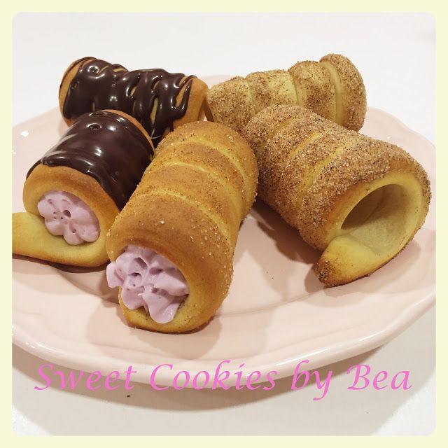 Sweet Cookies by Bea: Kürtöskalács