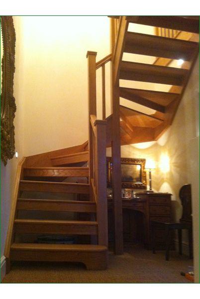 Clocktower Staircase