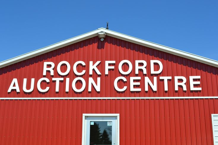 Snider's Sydenham Auction & Appraisal Services Inc. and the Rockford Auction Centre is now better suited than ever to handle any & all of our clients needs! With the ever evolving auction...
