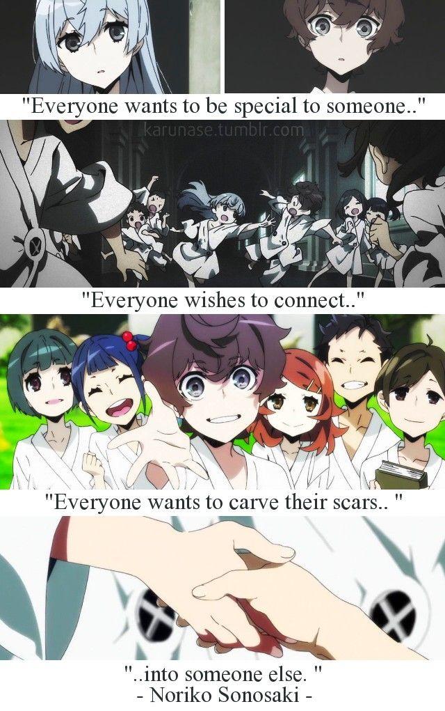 #Anime #Kiznaiver Noriko Sonozaki