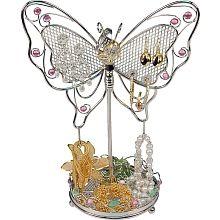 Gunther Mele - Josie - Butterfly Shaped Wire Earring Stand