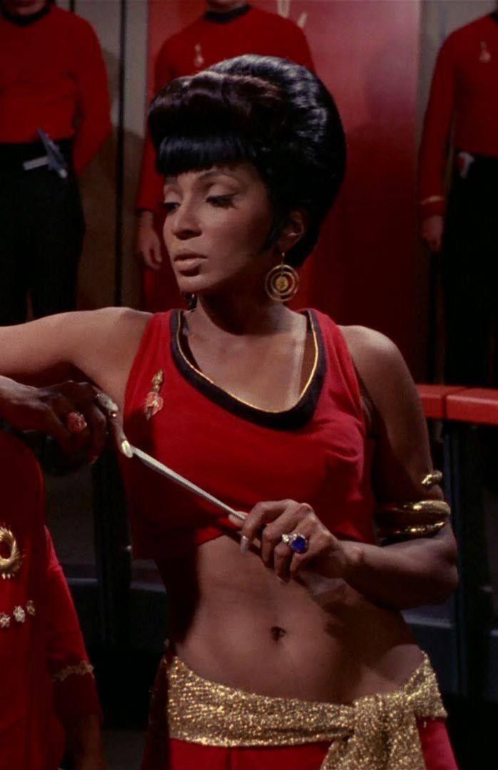 Uhura Nichelle Nichols...