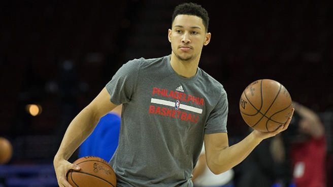 Brett Brown on Ben Simmons: 'I can't wait to coach him'