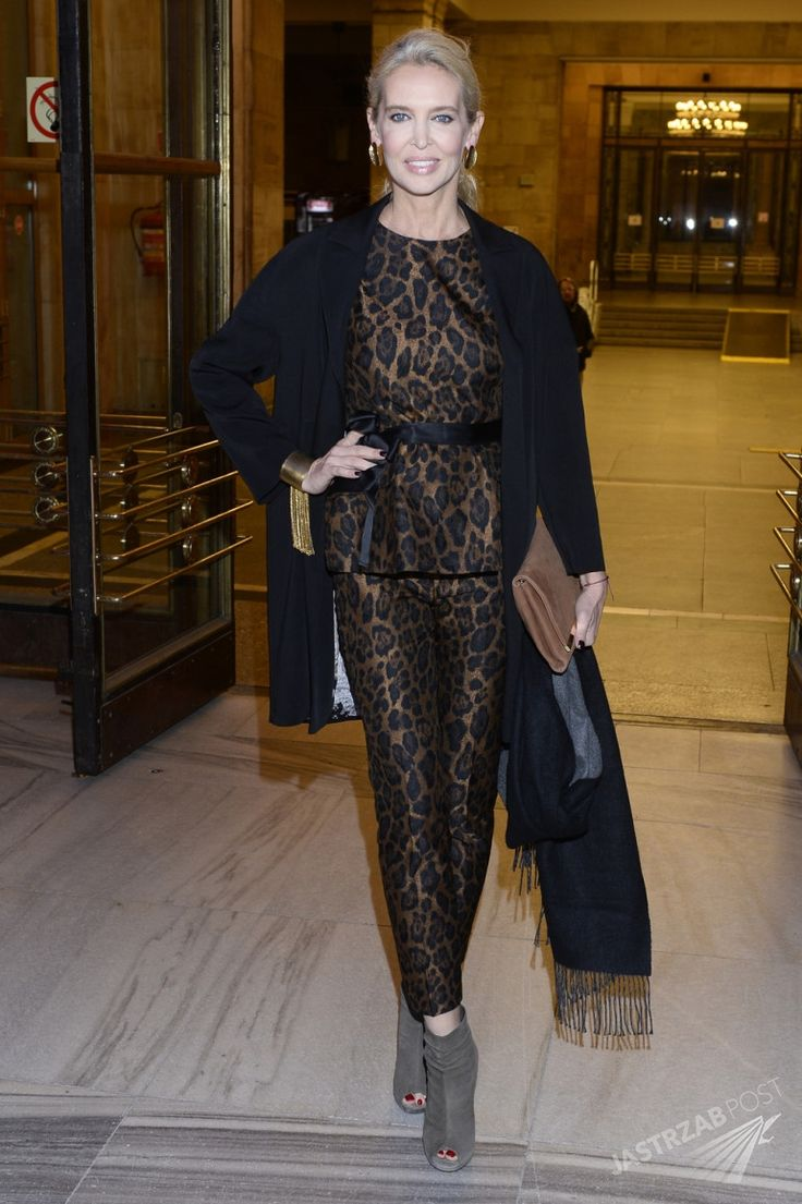 Gwiazdy na rozdaniu Elle Style Awards 2015: Margaret, Joanna Przetakiewicz, Renata Kaczoruk [GALERIA] - Bogna Sworowska na Elle Style Awards 2015