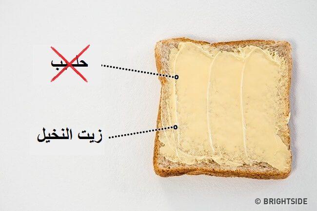 زبدة خدعة أخرى من الخدع التسويقية في الغذاء وهي أن الزبدة لم ت صنع فعلي ا من الحليب إنما من زيت النخيل وبعض المنكهات والإضافات ا Food Cheese Camembert Cheese