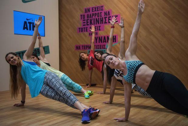 Το απόλυτο fitness trend για τις γυναίκες ήρθε στην Αθήνα - Γυμναστική   Ladylike.gr