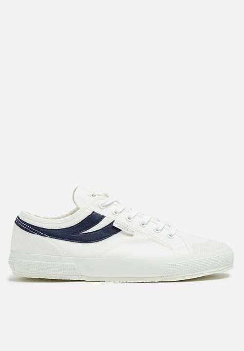 Superga 2750 Cotu Panatta Lo - White / Navy SUPERGA Sneakers | Superbalist.com