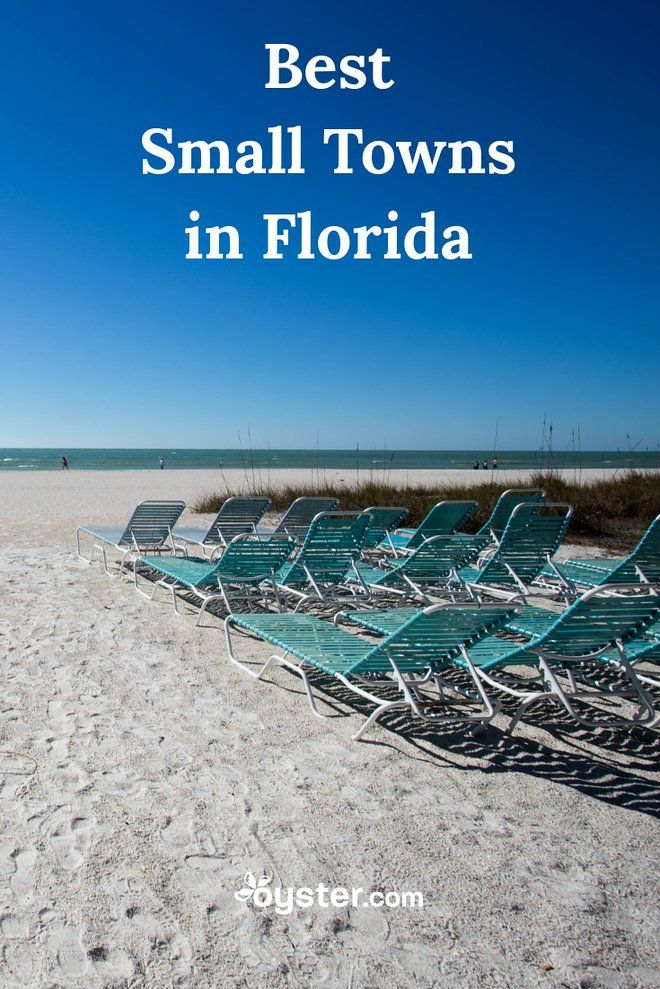 The Best Small Towns in Florida Florida