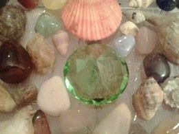 http://academylight.hubpages.com/hub/How-to-create-your-first-Crystal-Altar-for-Protection-and-Abundance