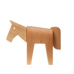 Areaware Træ dyr - Dove tail træ legetøjsdyr - Hest