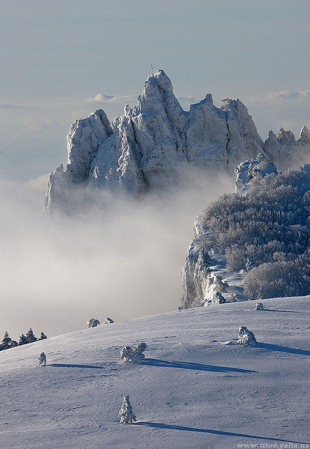 Crimean Mountains by Sergii Titov  Natures Doorways