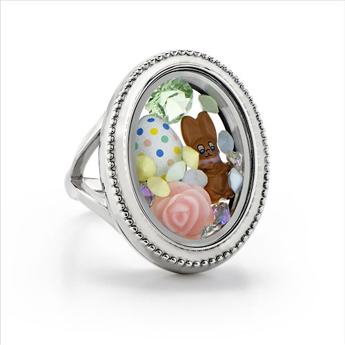 Fun and whimsical meets classic and sophisticated in the Origami Owl Easter collection. Join my Facebook VIP group at WindysCharmedLife.com/VIP to see all the new styles first.