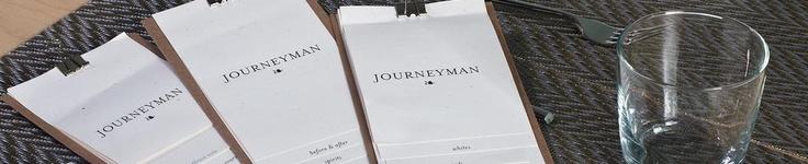 Journeyman Restaurant - somerville. dessert tasting menu :-)
