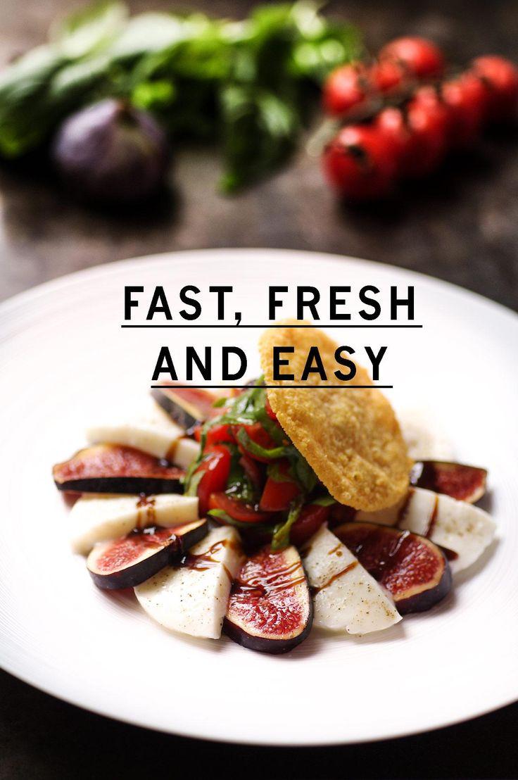 Einfache salate vegan