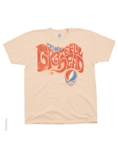Grateful Dead The Grateful Dead Logo Mens T-Shirt