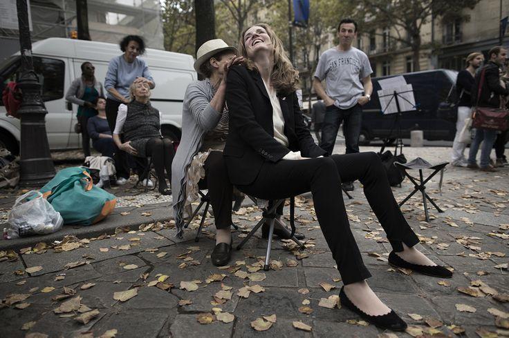 NKM en Campagne - Hugo Aymar - Photojournaliste