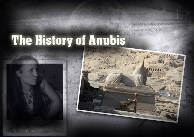 History of Anubis. He is thought to be a STAR (or at least one of his character-like beings is) Some believed Anubis  meant,... ★★★★★★