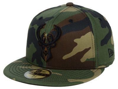 Milwaukee Bucks New Era NBA Fall Prism Pack 59FIFTY Cap  e1d002dbb89