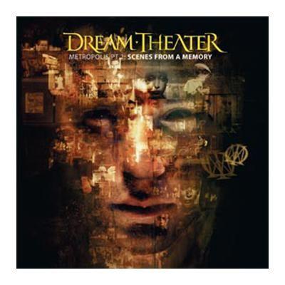 """L'album dei #DreamTheater intitolato """"Metropolis II: Scenes from a memory"""" su vinile."""