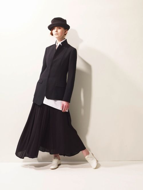 [No.3/18] Yohji Yamamoto+Noir 2012-13aw | Fashionsnap.com