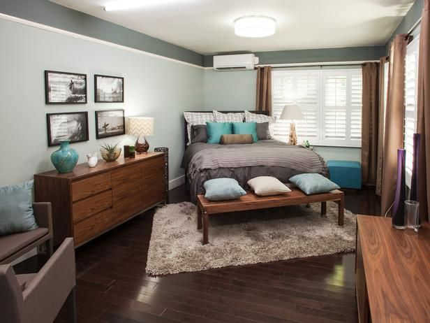 Best 25+ Bed placement ideas only on Pinterest | Rug placement ...