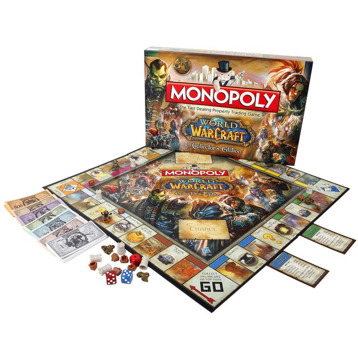SUMMER-SALE IS LIVE! 30-60% OFF ALL PRODUCTS!    FREE Shipping Worldwide!    Buy one here---> https://awesomestuff.eu/product/monopoly-world-warcraft-collectors-edition/
