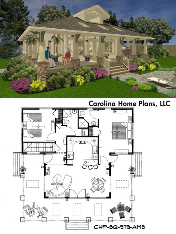 17 Best Images About House Plans In 3d On Pinterest