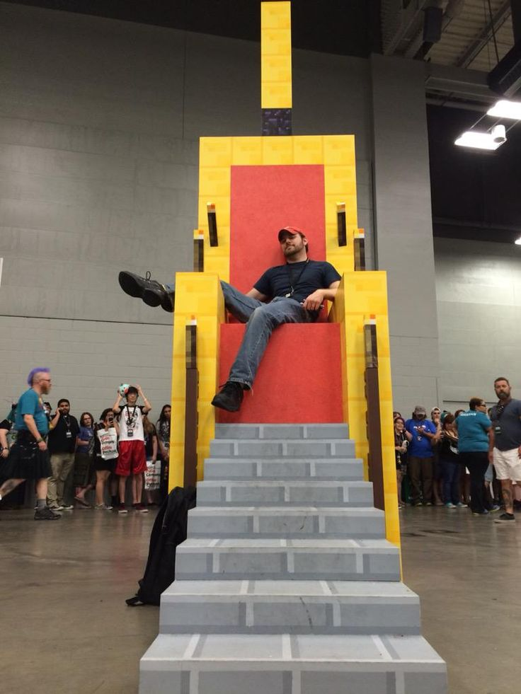 By the end of @RTXevent, the Mad King assumed his rightful place on the throne.
