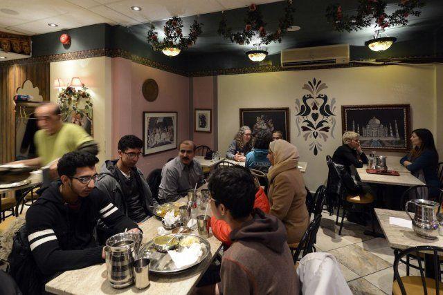 Pushap: une excellente cuisine  indienne végétarienne