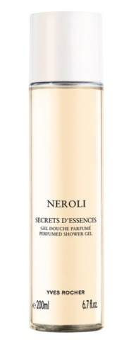 Neroli's Perfumed Shower Gel is enriched in Organic Cornflower Water and envelops your skin in softness and leaves it softly scented with Notes of Neroli! #yvesrocherusa #fragrance