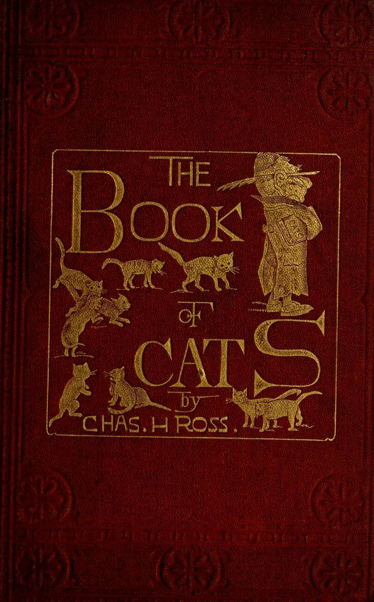 The Book of Cats   1868