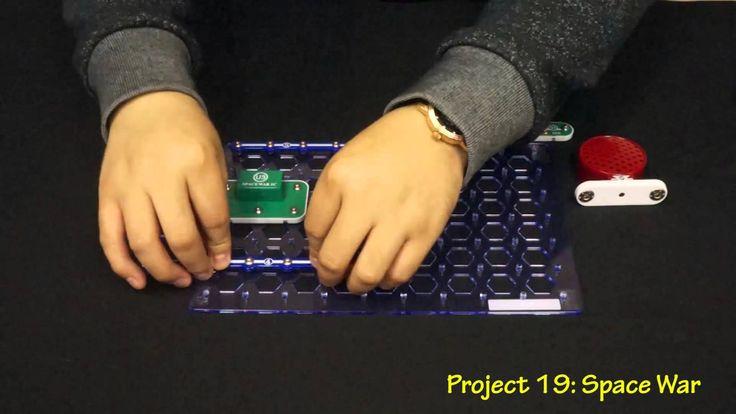 Snap Circuits® Jr. - Model: SC-100