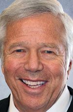 Robert Kraft is already synonymous with winning in football, and apparently he wants to expand his empire to include the Ultimate Fighting Championship.