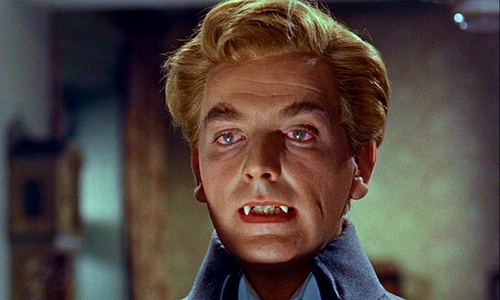 Baron Meinster played by David Peel in Brides of Dracula: http://www.umbrellaent.com.au/p-2020-brides-of-dracula.aspx
