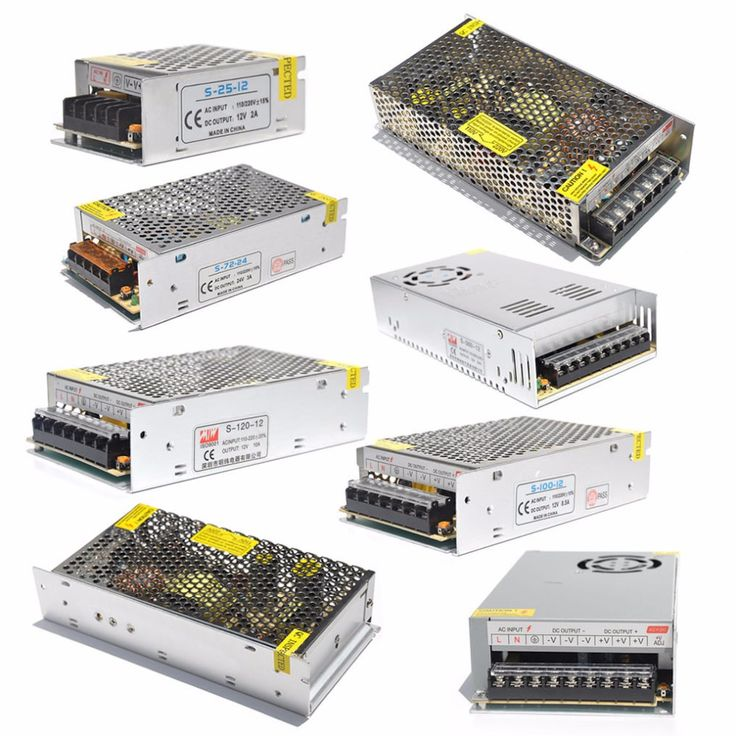 12 V LED Przełącznik Zasilania Transformatora Adapter AC 110 V-220 V DO DC 12 V 2A 3A 5A 10A 20A 30A 40A 60A Sterownik Do Taśmy Led światła