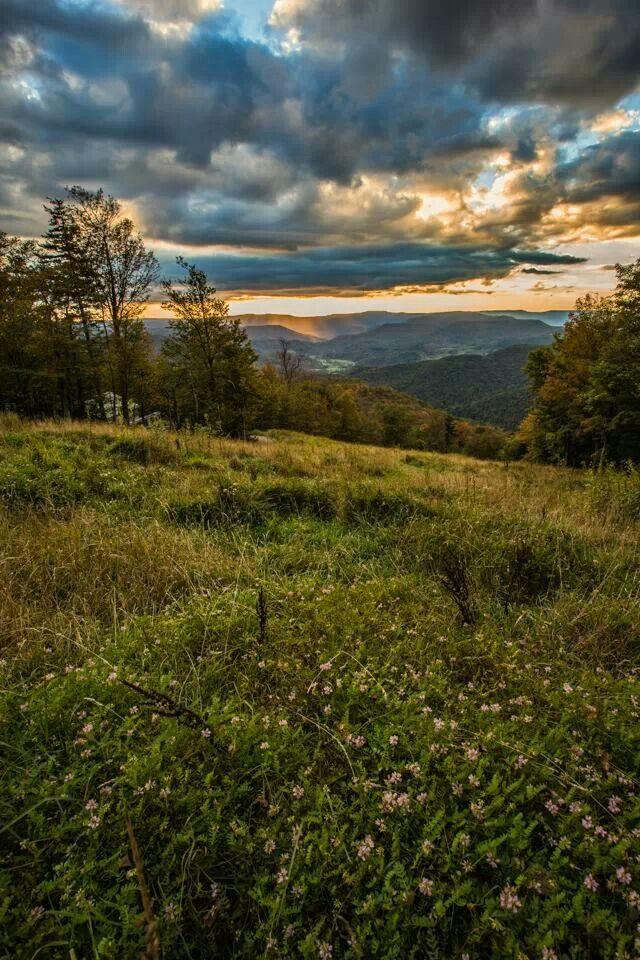 Beautiful♥♥♥Snowshoe Mountain, Pocahontas Co. WV