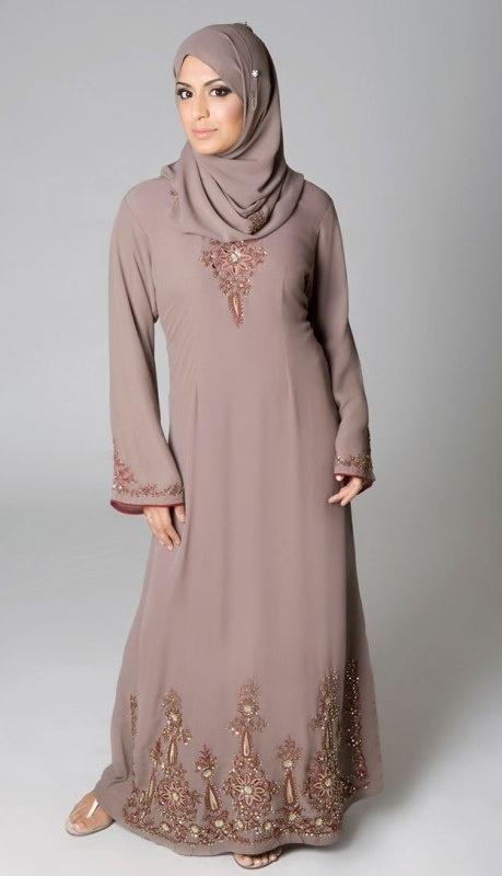 Fashionable Abaya Styles